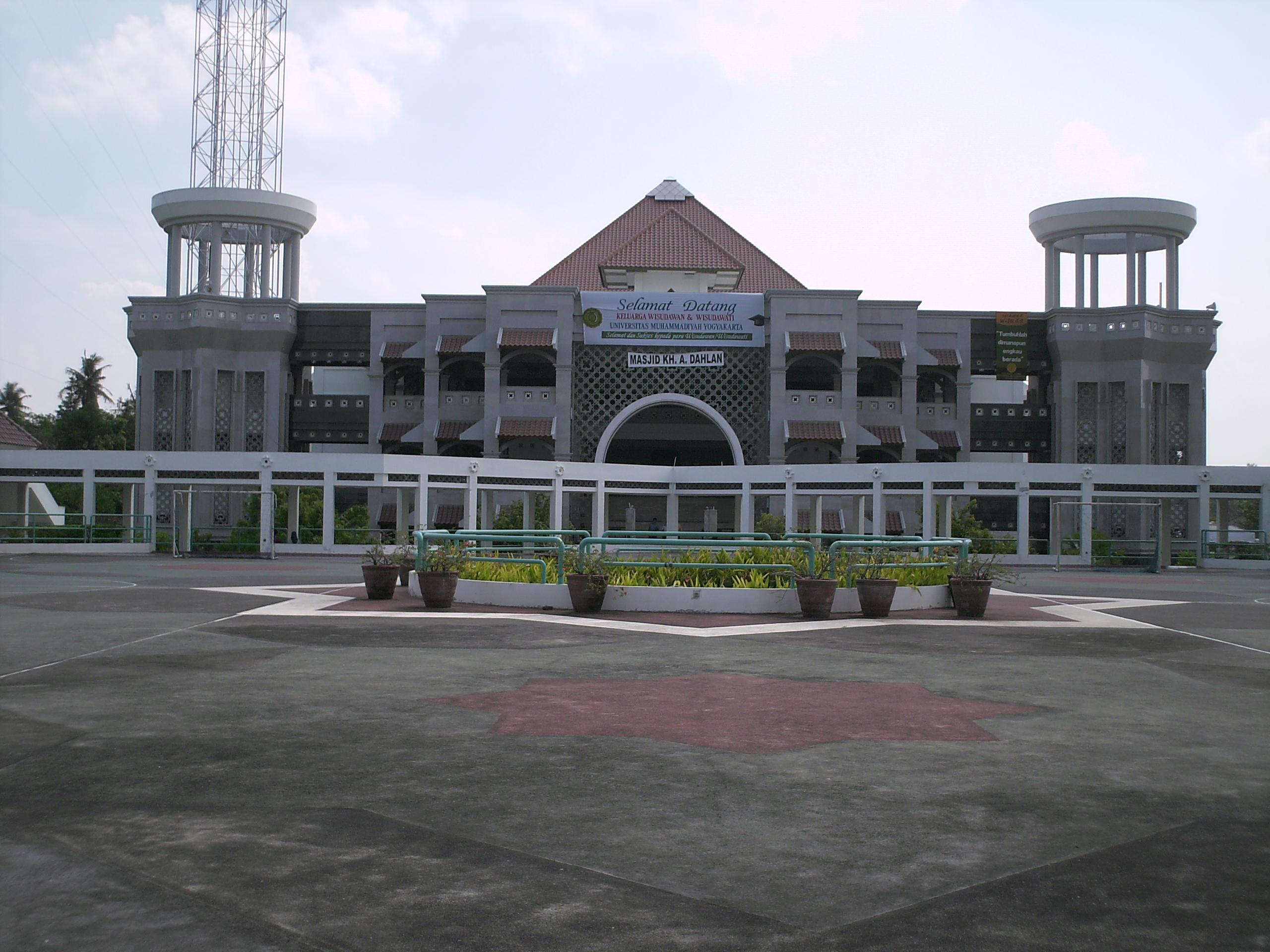 Masjid Ahmad Dahlan
