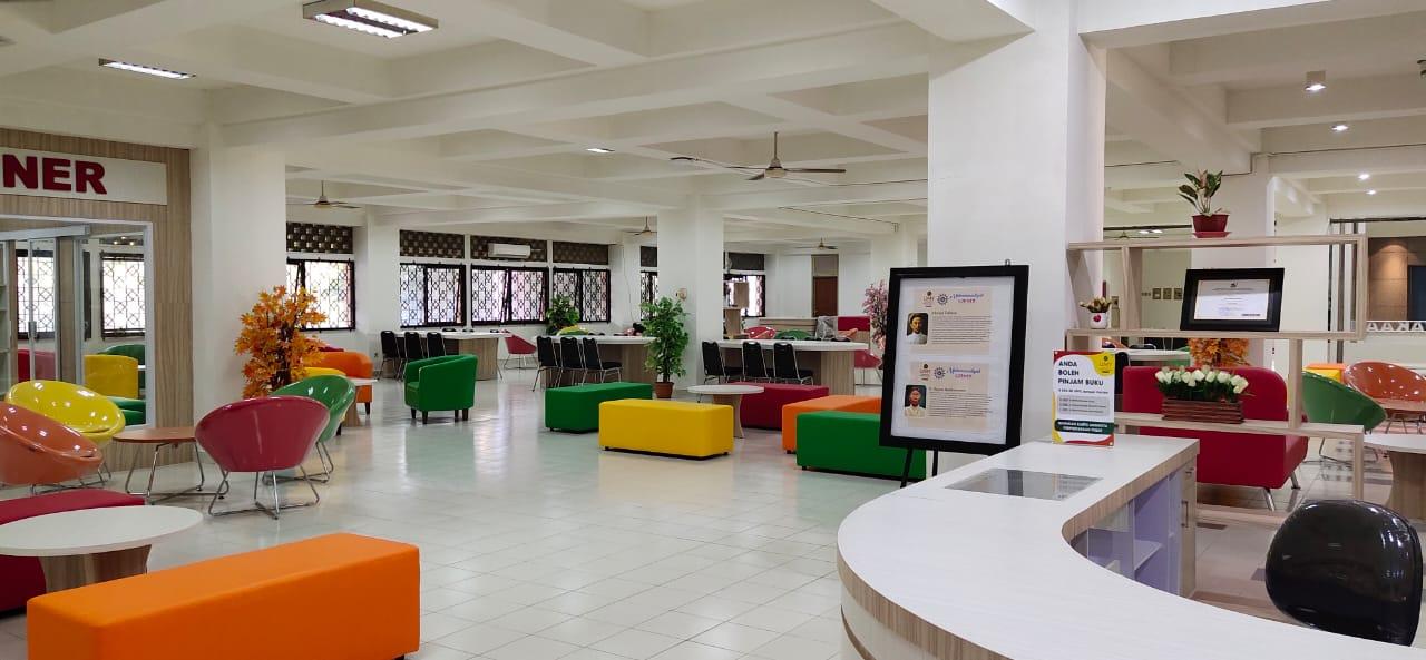 Perpustakaan UMY (Pusat)